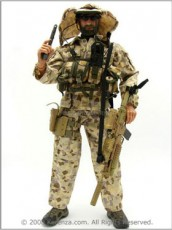 SASR Elite Force Sergeant Barney